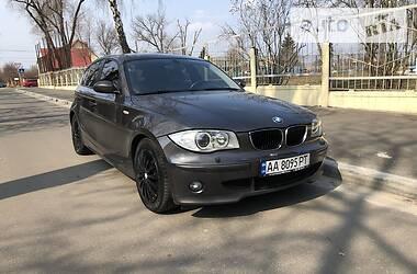 Хэтчбек BMW 120 2006 в Киеве