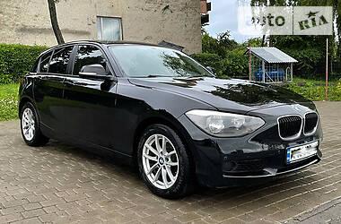 Хэтчбек BMW 120 2013 в Черновцах