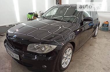 Хэтчбек BMW 120 2005 в Запорожье