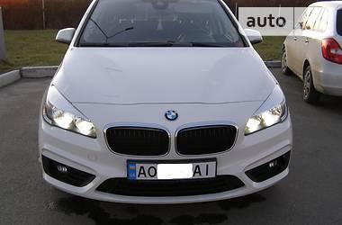 BMW 216 2015 в Ужгороде