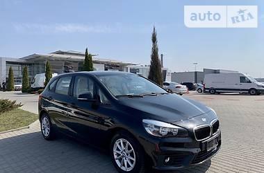 BMW 216 2015 в Львове