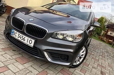 Минивэн BMW 216 2015 в Дрогобыче