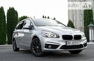 Минивэн BMW 218 2015 в Дубно