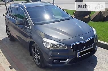 Минивэн BMW 218 2016 в Теребовле