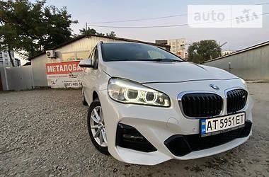 Хэтчбек BMW 218 2015 в Ивано-Франковске