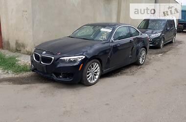 Купе BMW 228 2016 в Одессе