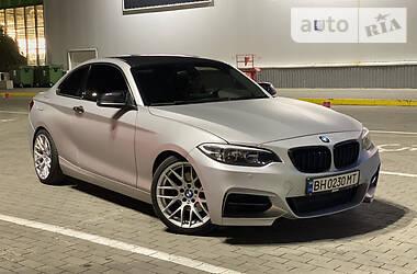 Купе BMW 228 2014 в Одесі