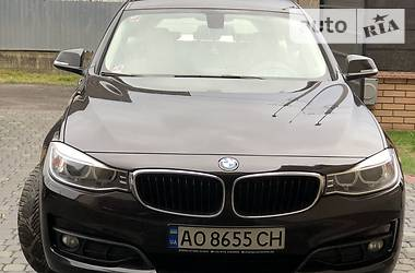 BMW 3 Series GT 2016 в Тячеве