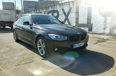 BMW 3 Series GT 2013 в Тернополе