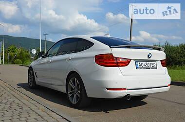 Хетчбек BMW 3 Series GT 2013 в Ужгороді