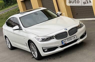 Седан BMW 3 Series GT 2014 в Луцке