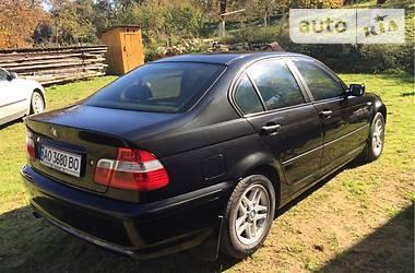 BMW 316 2004 в Хусте