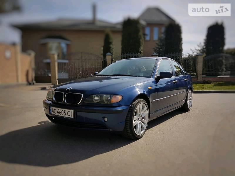 BMW 316 2004 в Луцьку