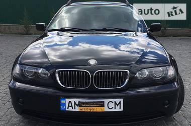 Универсал BMW 316 2004 в Киеве
