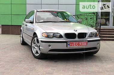 Седан BMW 316 2004 в Староконстантинове