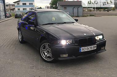 Купе BMW 316 1996 в Тячеве