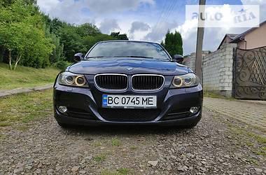 Седан BMW 316 2009 в Львове