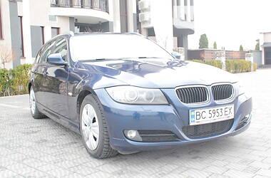 Унiверсал BMW 316 2011 в Стрию