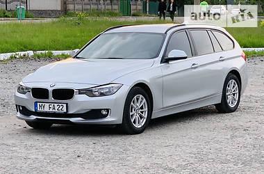 Универсал BMW 316 2015 в Киеве