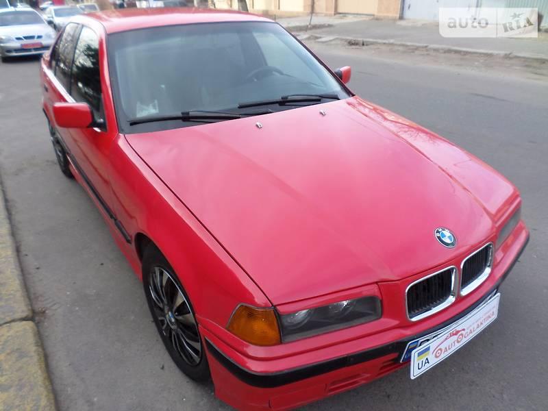 BMW 318 1992 в Николаеве