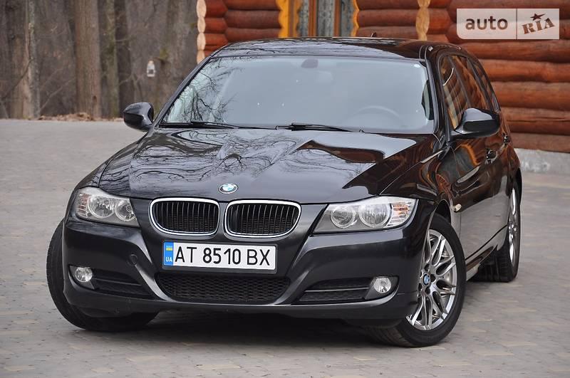 BMW 3 2010 года