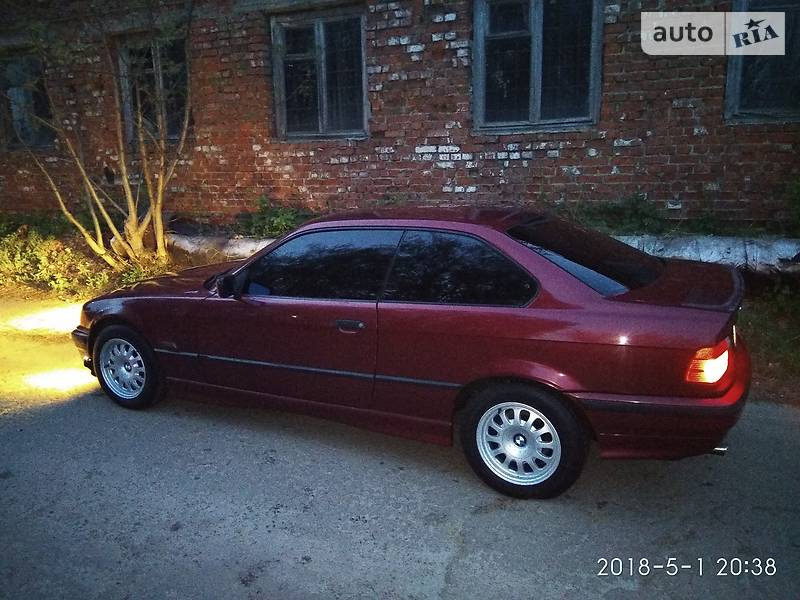 BMW 318 1995 в Чернігові