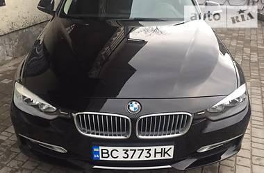 BMW 318 2014 в Львове