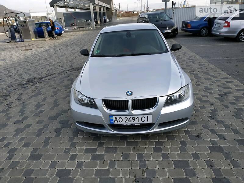 BMW 318 2008 в Мукачево