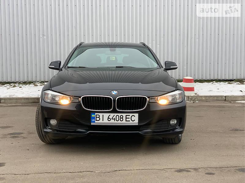 BMW 318 2013 в Полтаве