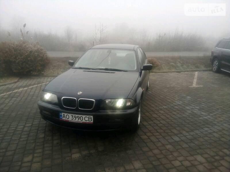 BMW 318 1999 в Мукачево