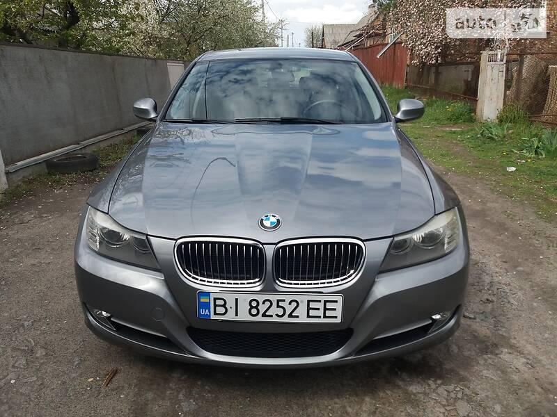 Унiверсал BMW 318 2012 в Лубнах