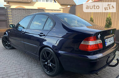 BMW 318 2004 в Ивано-Франковске