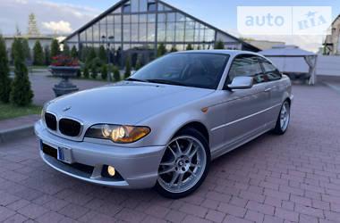 Купе BMW 318 2004 в Стрию