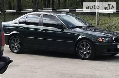 Седан BMW 318 2002 в Днепре