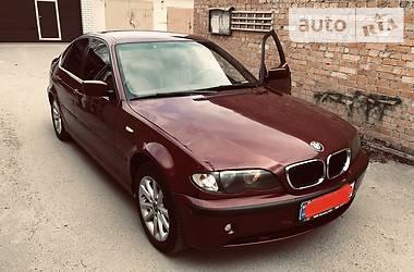 Седан BMW 318 2003 в Киеве