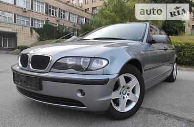 Седан BMW 318 2004 в Харькове