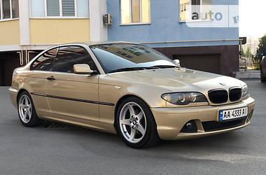 Купе BMW 318 2003 в Киеве