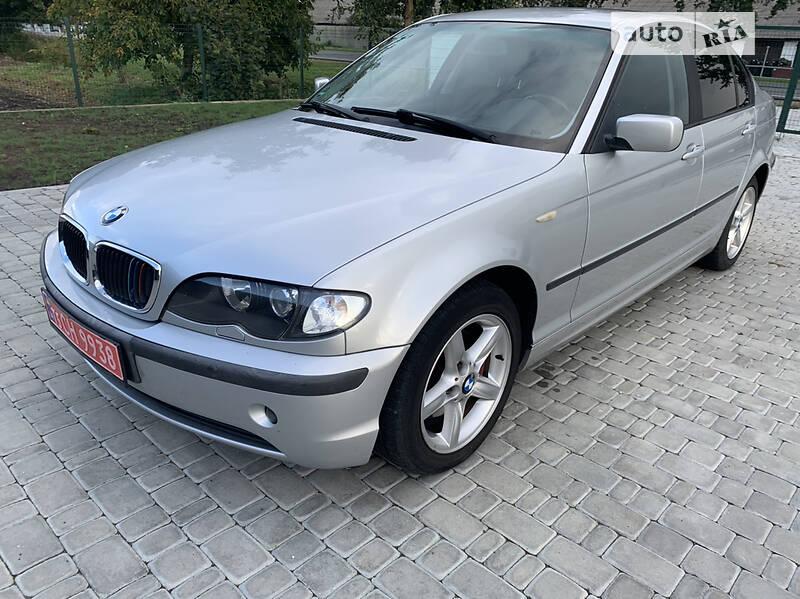 BMW 318 174 t. km. original