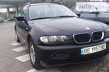 BMW 320 2005 в Первомайске