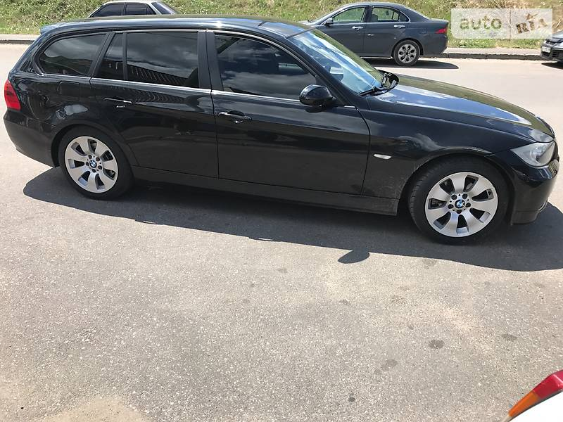 BMW 3 серия 2007 года в Одессе