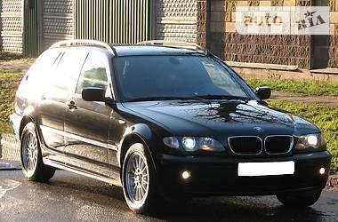BMW 320 D Touring 2002