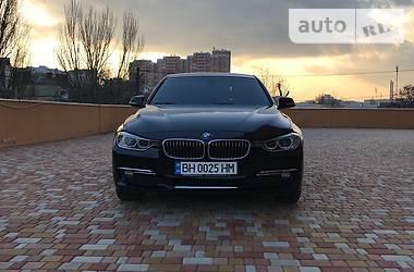 BMW 320 LUXORY   2014