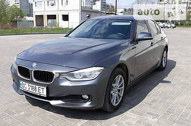 BMW 320 2012 в Львове