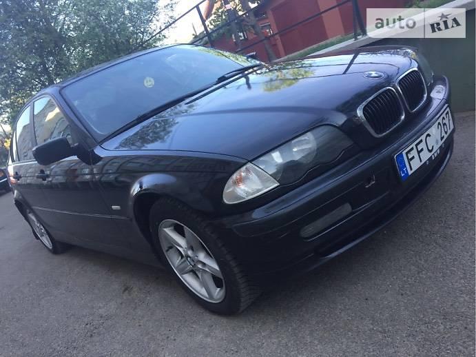 BMW 320 1999 в Черновцах