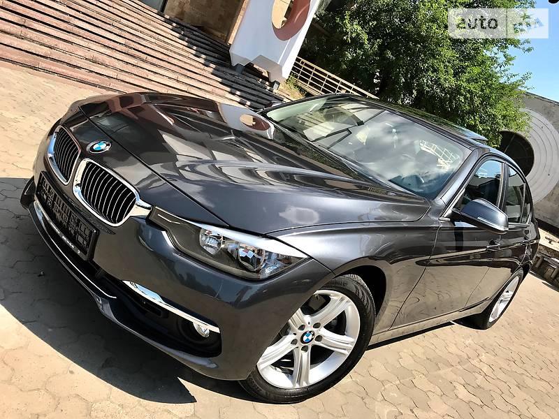 BMW 320 2016 в Дніпрі