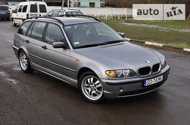 BMW 320 2004 в Самборе