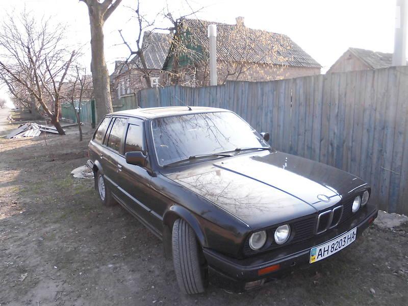 Унiверсал BMW 320 1988 в Краматорську
