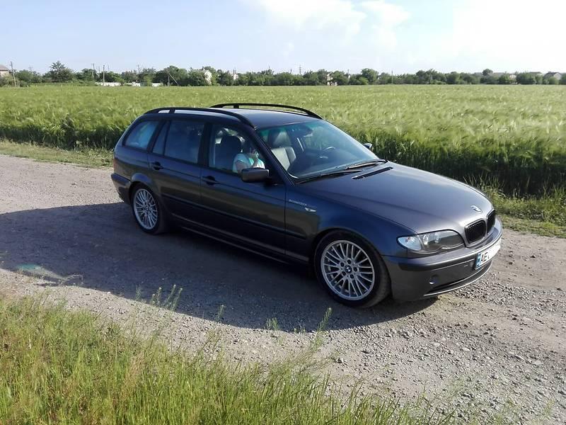 Унiверсал BMW 320 2002 в Кривому Розі