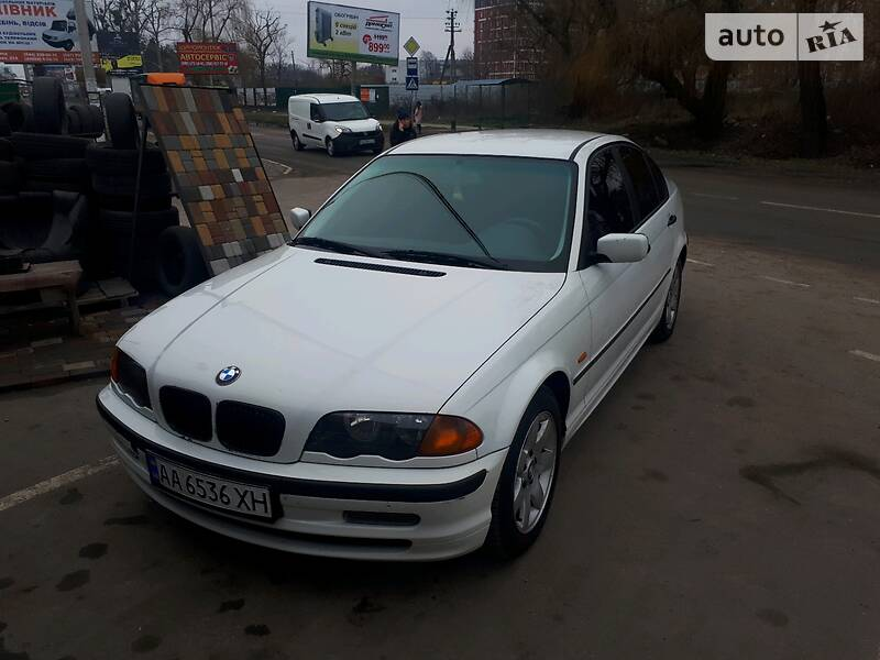 BMW 320 1999 в Киеве