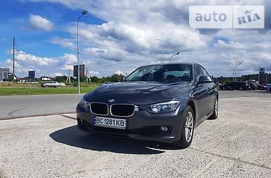 BMW 320 2013 в Львове